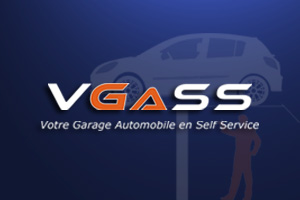 Création Site internet : VGASS - Votre Garage Automobile en Self Service